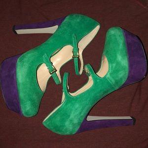 Madeline Girl Platform Heels